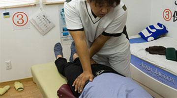 妊婦さんの調整法