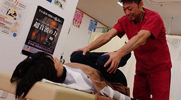 ストレッチと関節のケアトレーニング